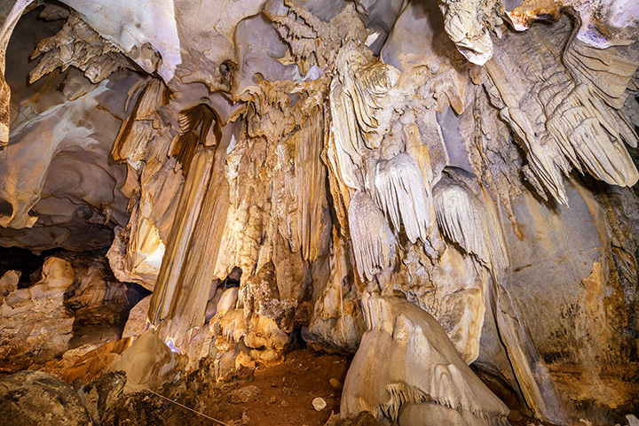 Idaho's Mammoth Cave