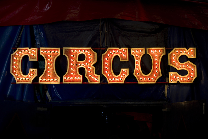 Akdar Shrine Circus