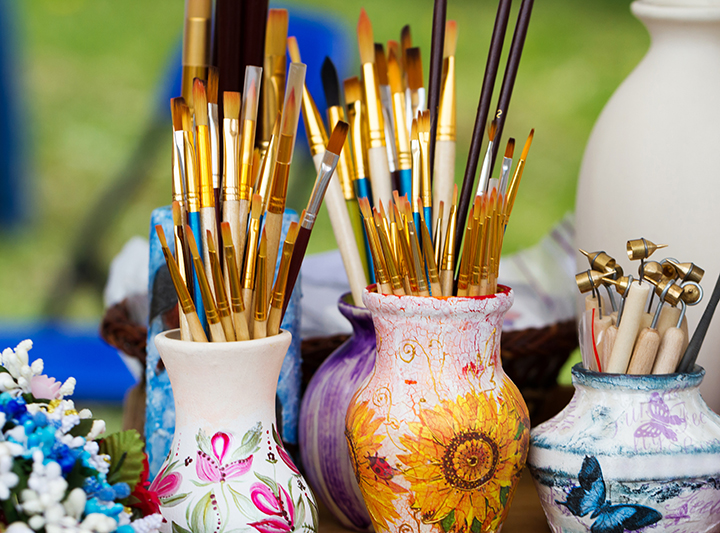 Custer's Spring Arts and Crafts Show