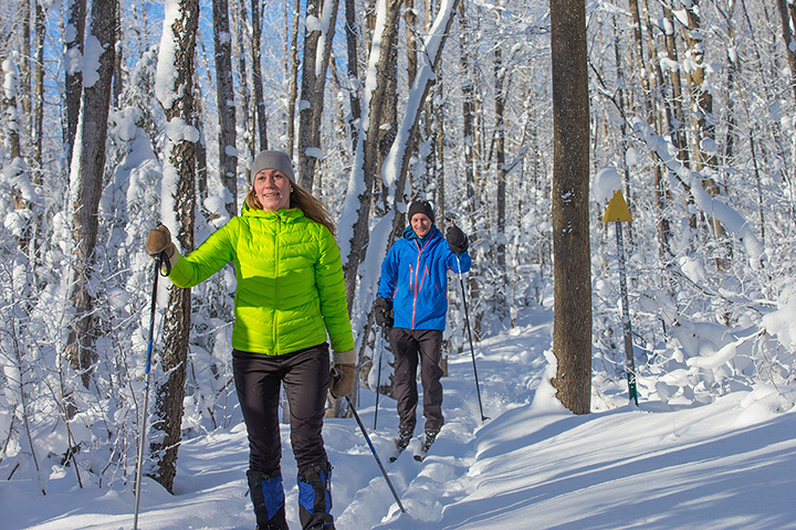 Mountain Meadows Cross Country Ski and Snowshoe Center
