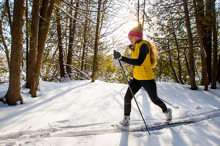 Youth Cross Country Ski Clinic