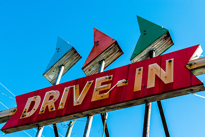 TK Drive-In Theater