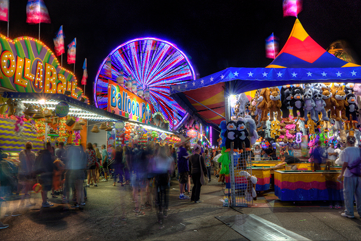 The Rapides Parish Fair