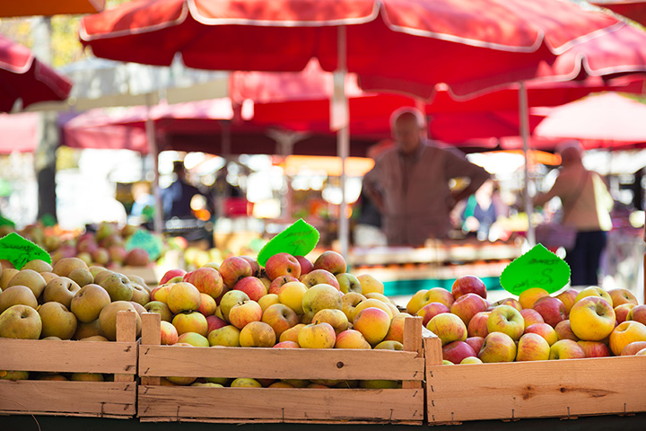 Paducah's Downtown Farmers' Market