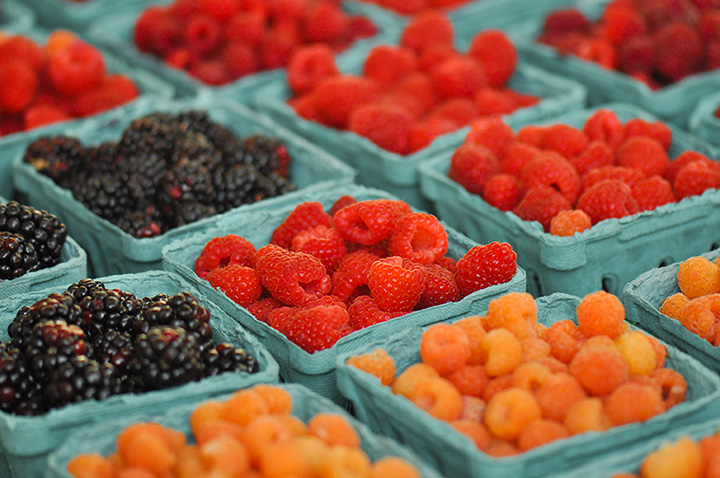 Cedar City's Year-Round Farmer's Market