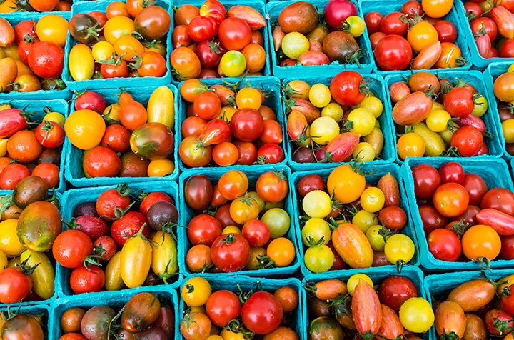 Spa City Sunday Farmers' Market