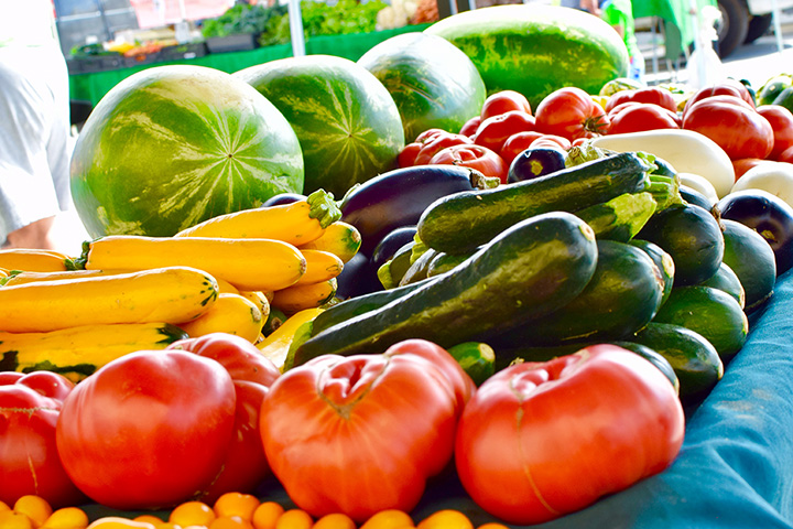 Catawba County Public Health Farmers Market