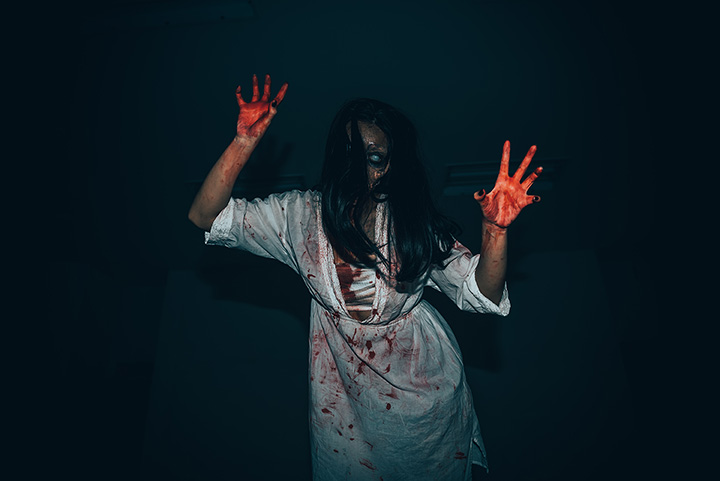 House Of Horrors Haunted Attraction
