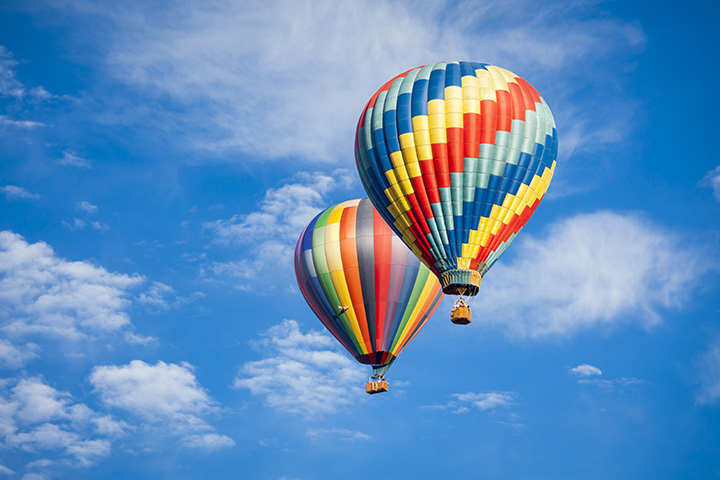 Havasu Island Balloon Festival and Fair
