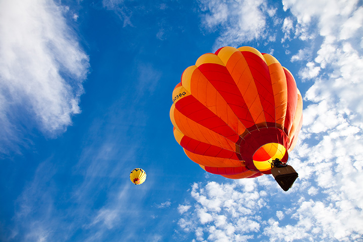 Arizona Balloon Classic and Street FoodFest