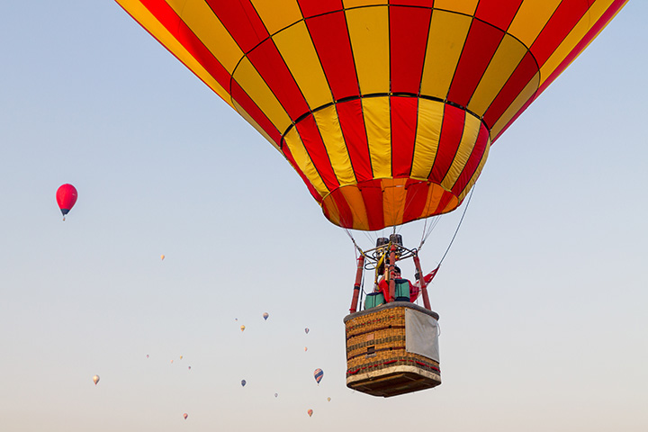 Warren County Hot Air Balloon Festival