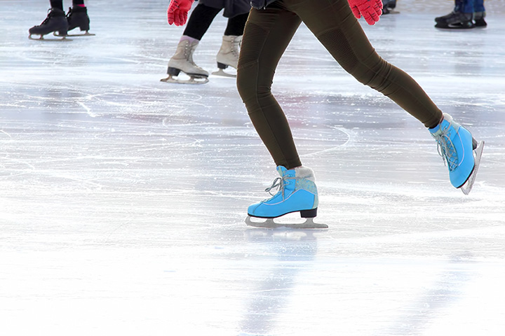Ice Skating Inc.