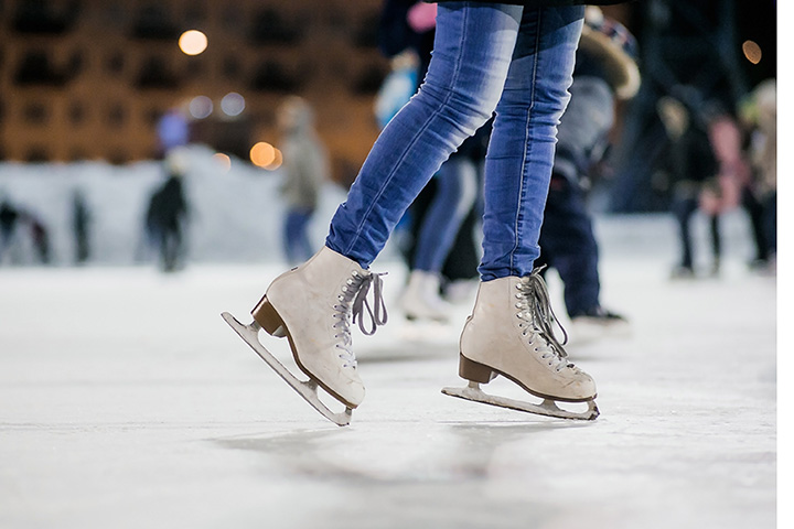 The Ice Rink at One Boulder Plaza
