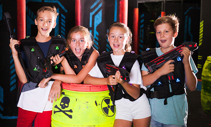 Lazer Force - Joplin