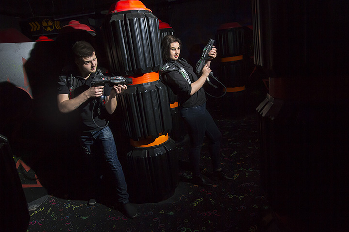 Panther Family Laser Tag and Amusement Center