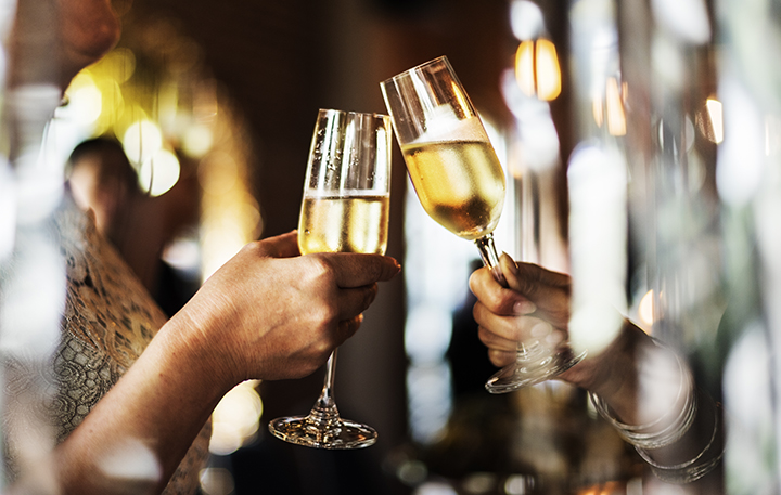 New Year's Eve Bubbly Bash