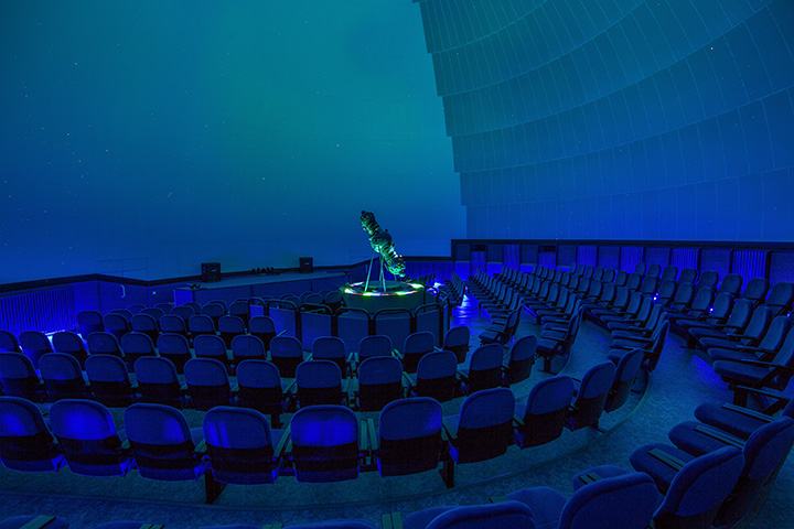 West Virginia University Planetarium and Observatory