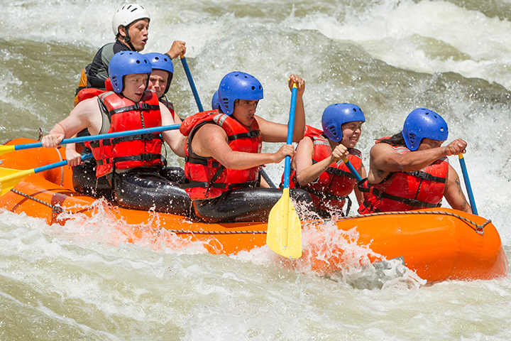 Noah's Ark Whitewater Rafting and Adventure Co.