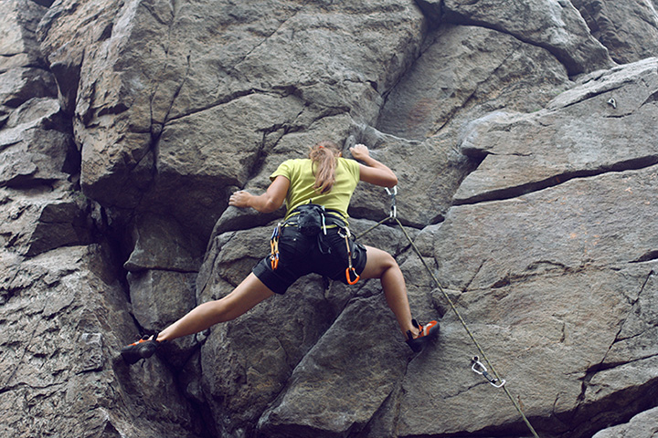 Ascension Rock Climbing Gym