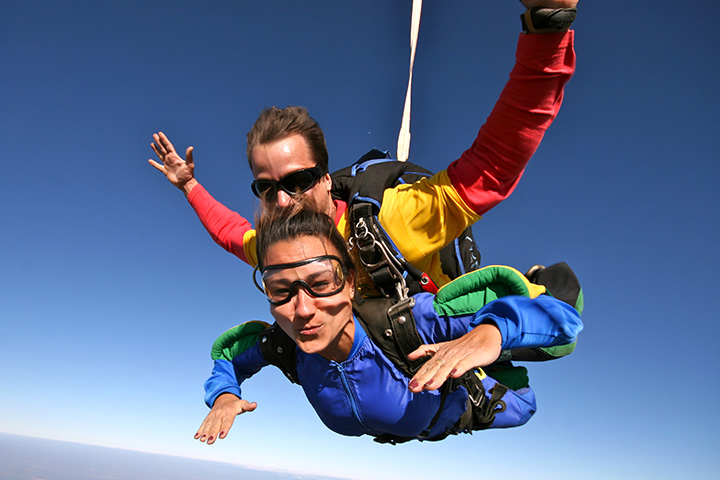 Desert Skydiving Center