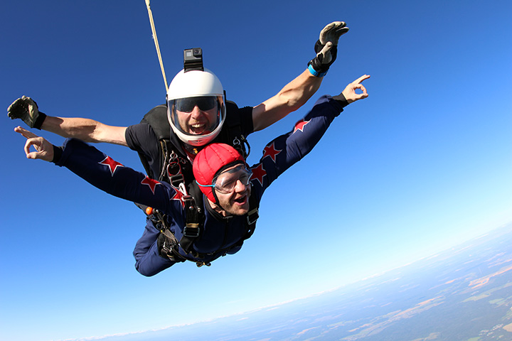 Sky Dive East Tennessee