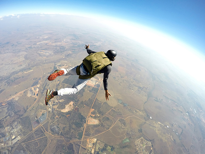 Skydive Superior