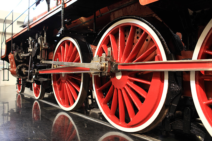 Pacific Railroad Museum