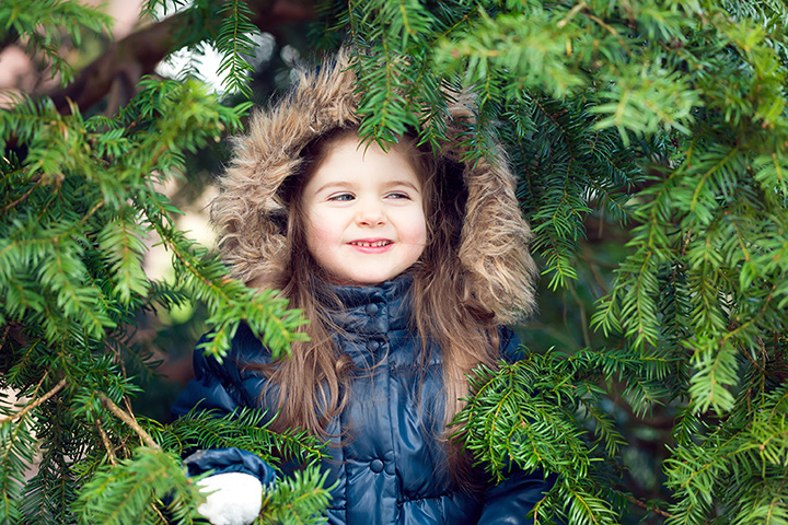 Christmas Trees for Child Advocates